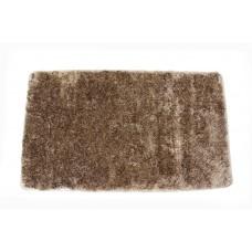 Koupelnový kobereček Sebano -  hnědý, 60x100 cm