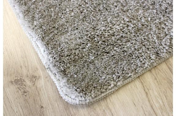 Kusový koberec - Sebano svetle šedý, 160x230cm