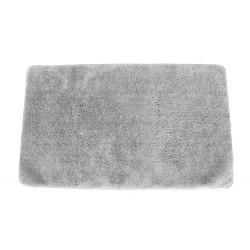 Koupelnový kobereček Sebano -  světle šedý, 60x100 cm