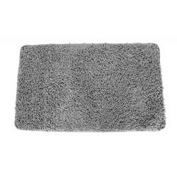 Koupelnový kobereček Spring -  šedý, 60x100 cm
