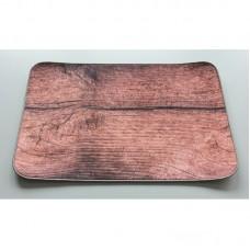 Koupelnová předložka s 3 D efektem - Imitace dřeva-1
