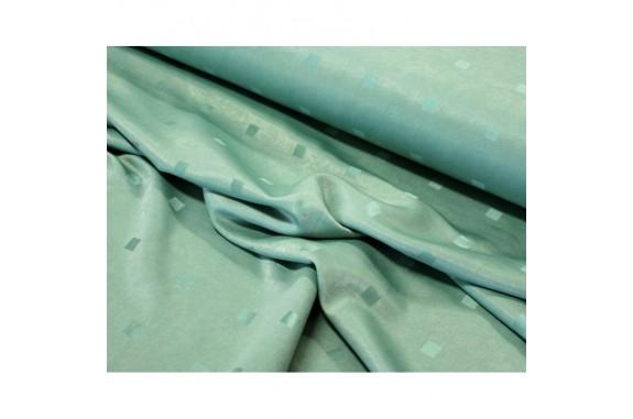 Dekorační látka na závěsy LV/13 - zelená mint, metráž