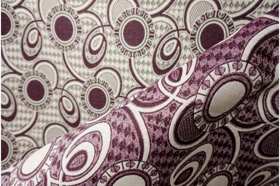 Potahová  látka CIN-05 / fialová