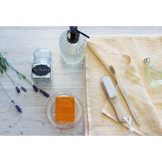 Mýdlo Pomeranč + Skořice