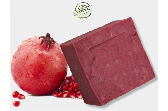 Přírodní  mýdlo - Granátové jablko, 150 g