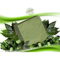 Přírodní Vavřínové mýdlo na tělo a vlasy, 125 g