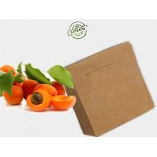 Přírodní Meruňkové  mýdlo na tělo a vlasy, 150 g