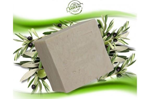 Přírodní olivové mýdlo na tělo a vlasy, 125 g