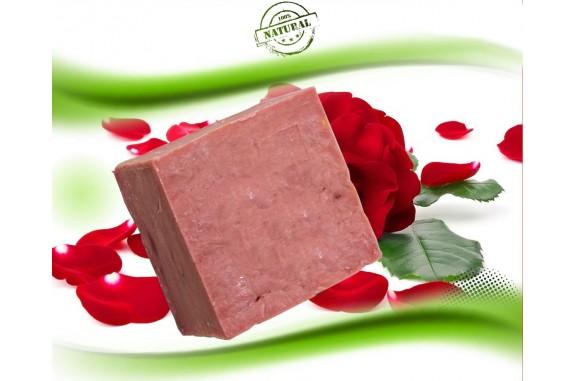 Přírodní Růžové mýdlo, 150 g