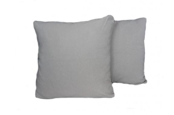 Sada povlaků na polštářek Rafail - šedý, 2 ks