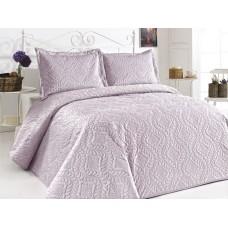 Přehoz na postel ILK - světle fialový,  220x240cm