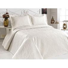 Přehoz na postel ILK - kremový,  220x240cm