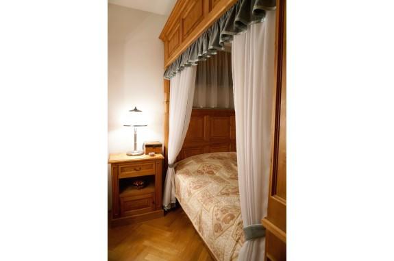 Přehoz na postel Sofia,  220x240cm -  hnědý vzor