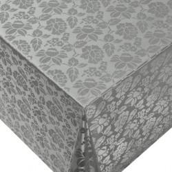 Ubrus PVC Dekorama D-513 - šedý, 20 m