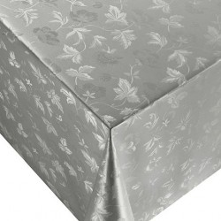 Ubrus PVC Dekorama D-517 - šedý, 20 m