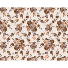 Ubrus PVC Mirella M-095b -  růže, 20 m