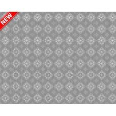Ubrus PVC Mirella M-112b -  šedý, 20 m