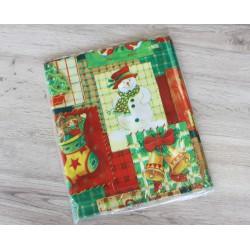 Ubrus PVC Florista FL-186 - vánoční, kus