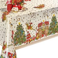 Ubrus PVC Dekorama D-23A -  vánoční, 20m