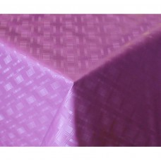 Ubrus PVC Dekorama D-519B -  purpurová, metráž