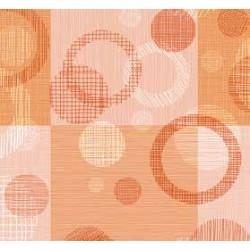 Ubrus PVC FL-1115-04 - kruhy, metráž