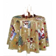 Ubrus PVC Florista FL-1188-01 -  vánoční, 20m