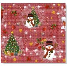 Ubrus PVC Florista FL-1188-03 -  vánoční, 20m