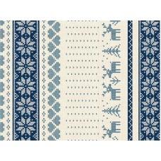 Ubrus PVC Florista FL-1231-04 -  vánoční, 20m