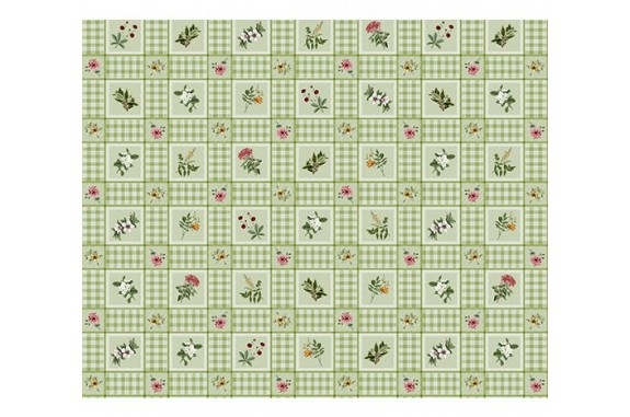 Ubrus PVC Florista  Fl-1326-02 - Květiny, role 20 m