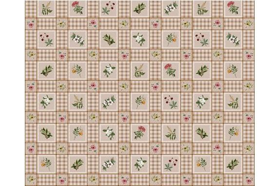 Ubrus PVC Florista  Fl-1326-03 - Květiny, role 20 m