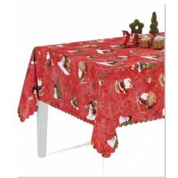 Ubrus PVC Florista FL-1334-02 -  vánoční, 20m