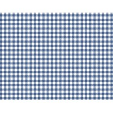 Ubrus PVC Florista  Fl-1345-04 - modrá kostka, role 20 m
