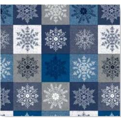 Ubrus PVC Florista FL-1355-02 -  vánoční, 20m