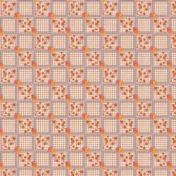 Ubrus PVC Florista  Fl-1489-01 - Květiny/kostky, role 20 m