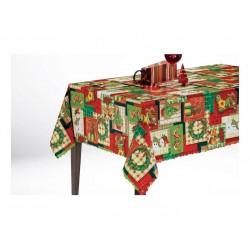 Ubrus PVC FloristaFL-1186-00 -  vánoční, 20m