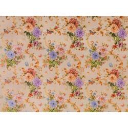 Ubrus PVC  Kolorit  Kl-452-10 - Кvětiny, role 20 m