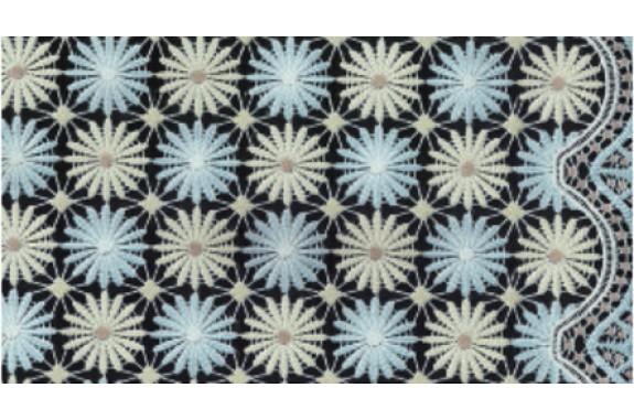 Ubrus PVC krajkový Easy Lace -102B- 132x120cm, kus