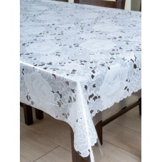 Ubrus PVC Easy Lace- krajkový -103A, role 132cmx22m