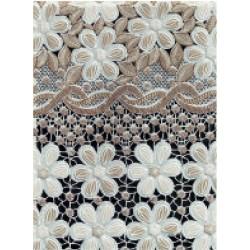 Ubrus PVC Easy Lace- krajkový -118C, role 132cmx22m