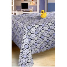 Ubrus PVC Easy Lace- krajkový -119B, role 132cmx22m
