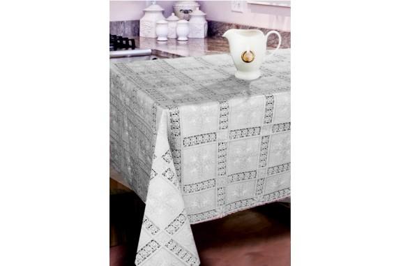 Ubrus PVC krajkový Easy Lace -122D- 132x120cm, kus