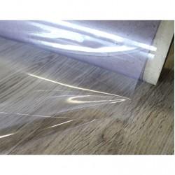 Ubrus PVC průhledný/čírá folie, role 130cmx60m