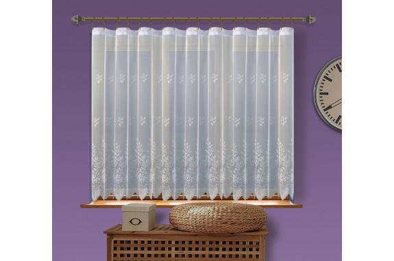 Hotová žakárová záclona  Viktoria/ vzor 2072, 160x400cm