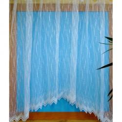 Hotová žakárová záclona - vzor 146 , 165x320cm