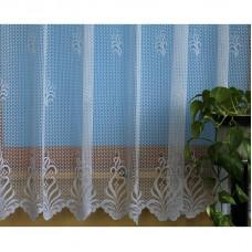 Záclona žakárová 196, výška 180 cm, metráž