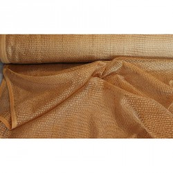 Záclona  Siťovaná -  3000 /béžová , metráž