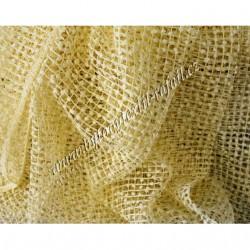 Záclona  Bukle /žlutá , metráž