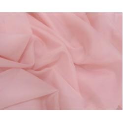 Voálová záclona růžová, výška 150cm, metráž