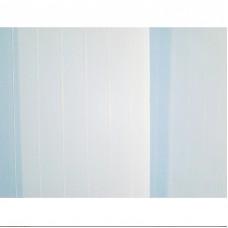 Voálová záclona bílá 2221, výška 150cm, metráž