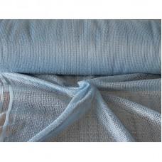 Záclona  Siťovaná -  3000 /modrošedá , metráž